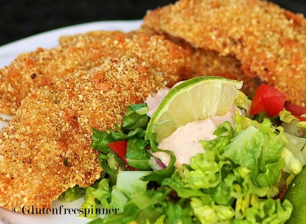 Gluten free gourmet fish sticks recipe for Gourmet fish recipes