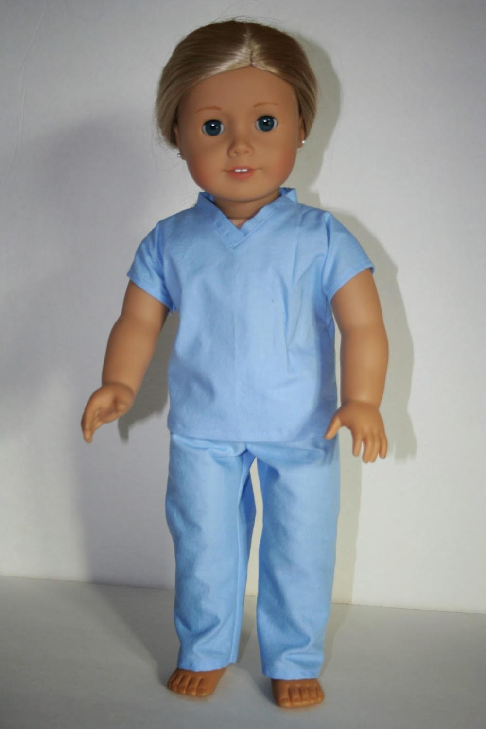 Scrubs Doll Clothes Patterns Allfreesewing Com