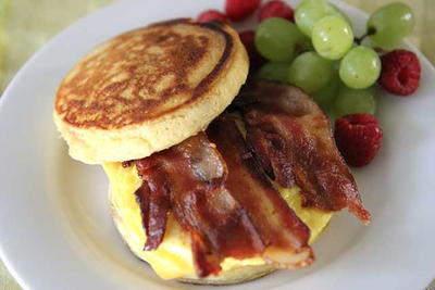 Homemade McDonalds McGriddle Recipe