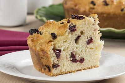 Cranberry Irish Soda Bread