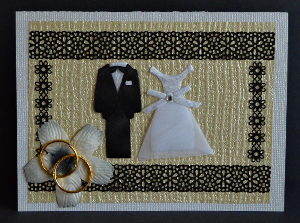 black and gold wedding invitation  allfreepapercrafts