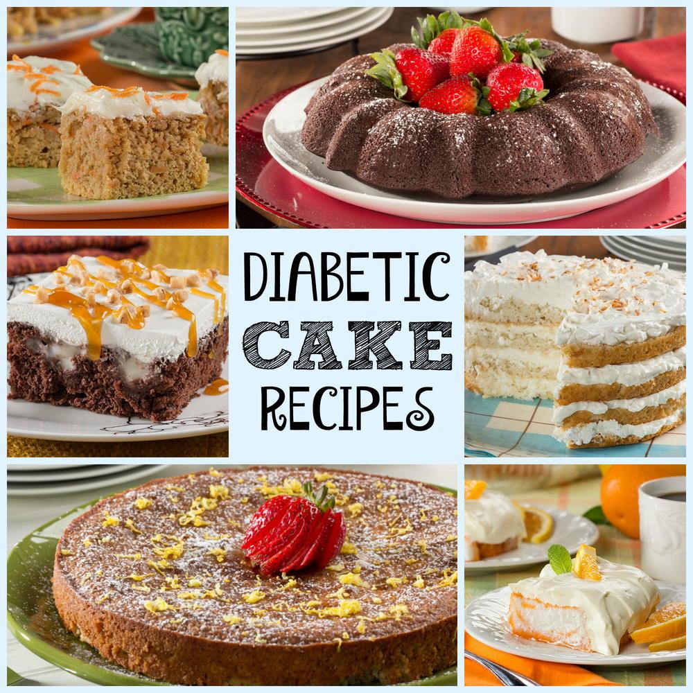 Cake Recipes Diabetic Diet
