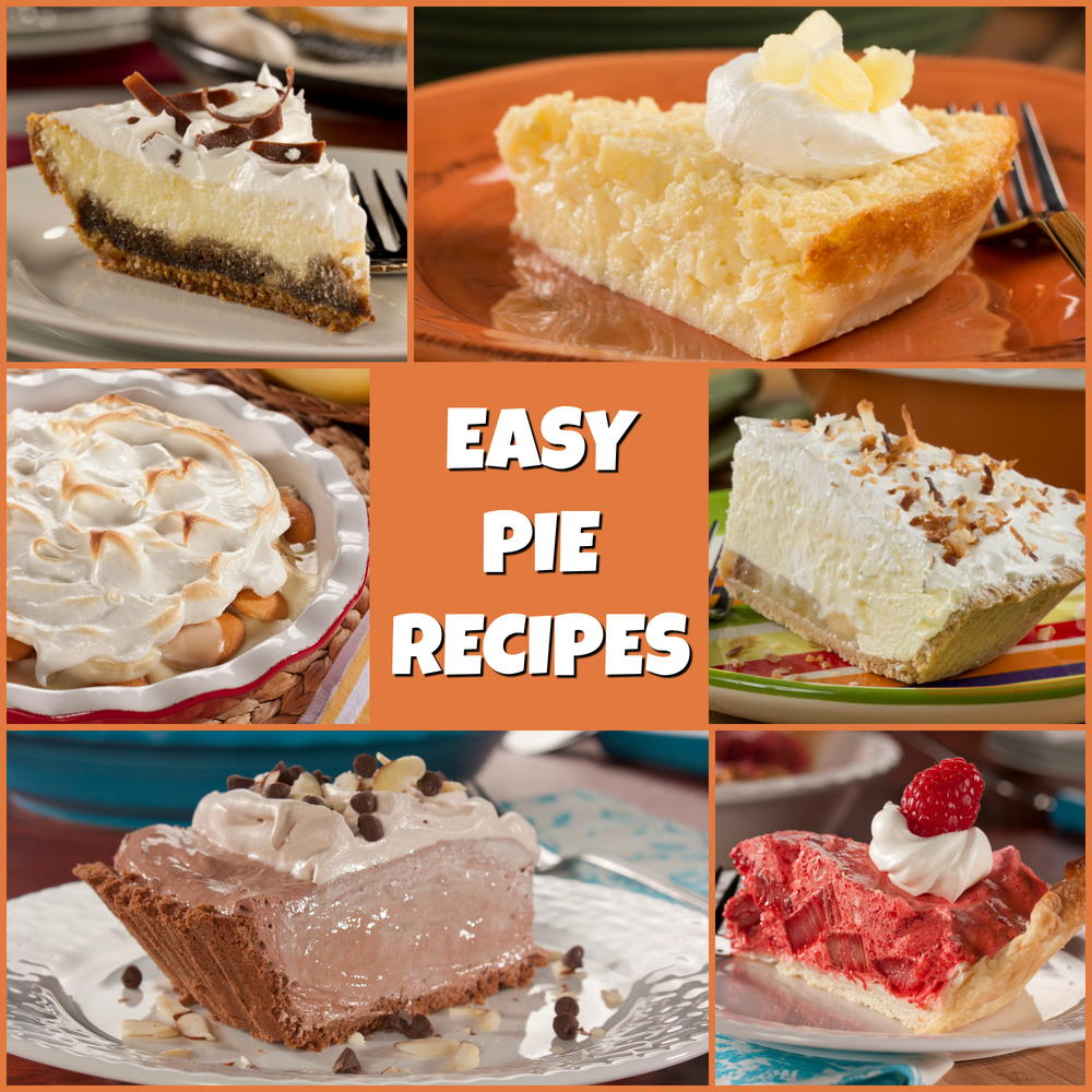 12 Easy Diabetic Pie Recipes