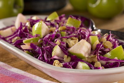 Apple Tree Cabbage Slaw
