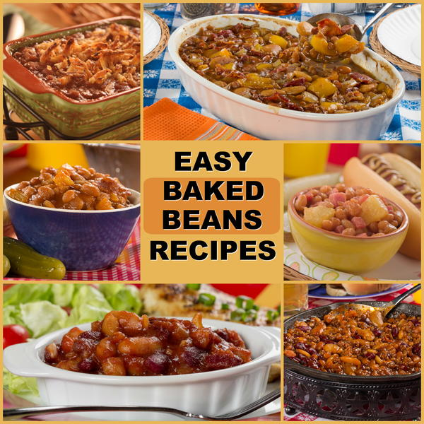 Easy Baked Beans Recipes | MrFood.com