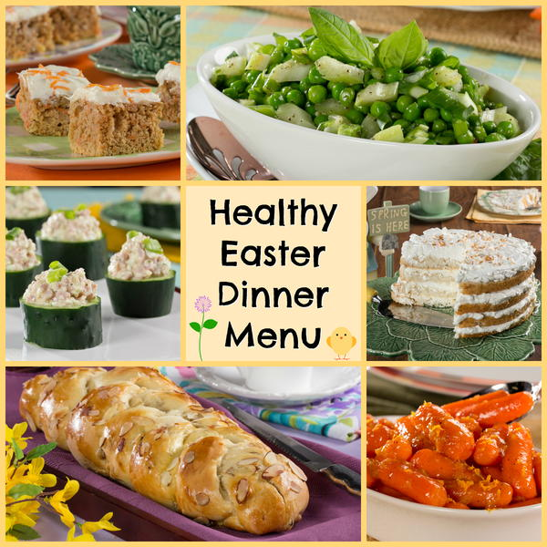 12 Recipes for a Healthy Easter Dinner Menu ...
