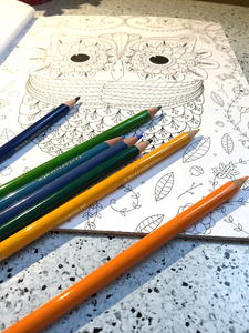9 Free Printable Coloring Books (PDF Downloads)