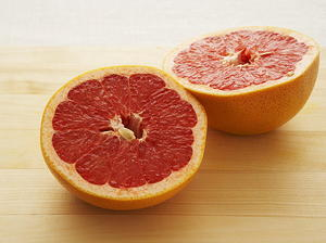 Crystallized Grapefruit