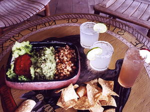 Guacomole with Tostados