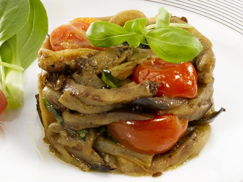 Tomato and Eggplant Confit | Cookstr.com