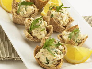 Chicken Croustades
