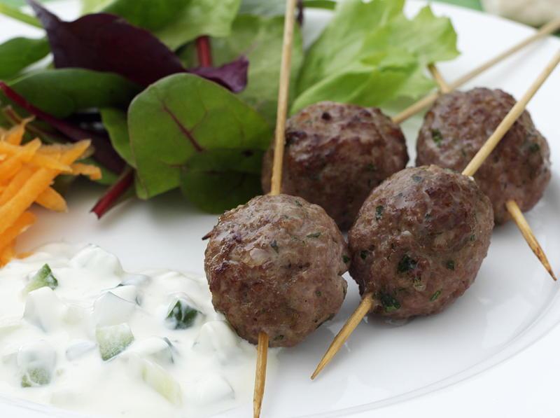 Lamb Koftas | Cookstr.com