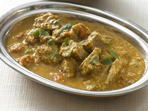 Quick Lamb Curry