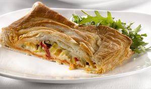 Cheese and Pepper Jalousie