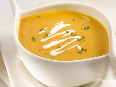 Carrot and Orange Soup | Cookstr.com