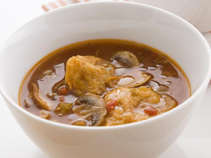 Porcini Mushroom Soup | Cookstr.com