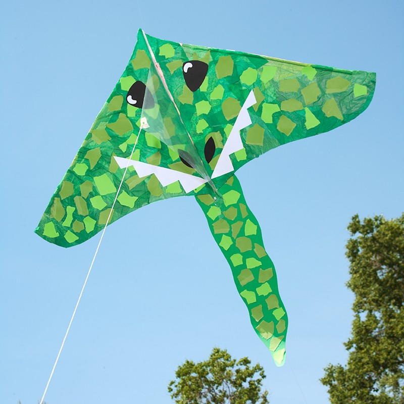 Firey Dragon Kite Favecrafts Com