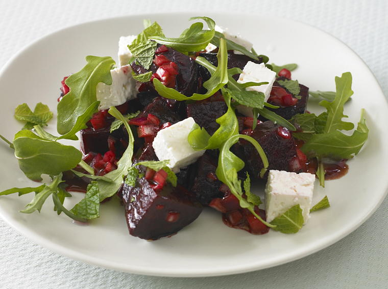 Roasted Beet and Feta Salad | Cookstr.com