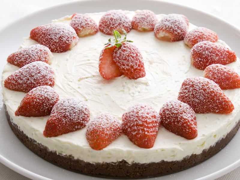 Bake A Cake In An Outside Oven
