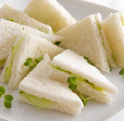 Cucumber Sandwiches Cookstr Com