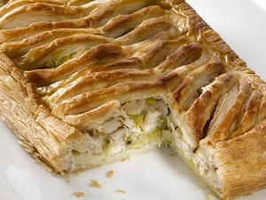 Chicken Jalousie