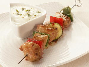 Turkey Kebabs