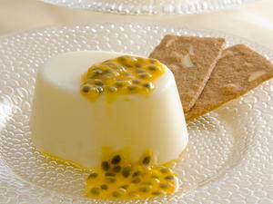 Passion Fruit Puddings