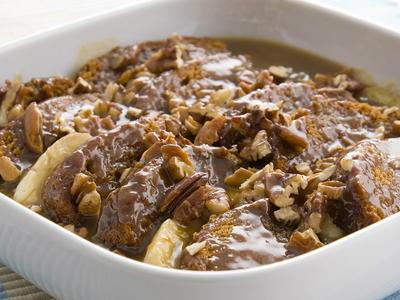 Quick Sticky Toffee and Banana Pudding | Cookstr.com