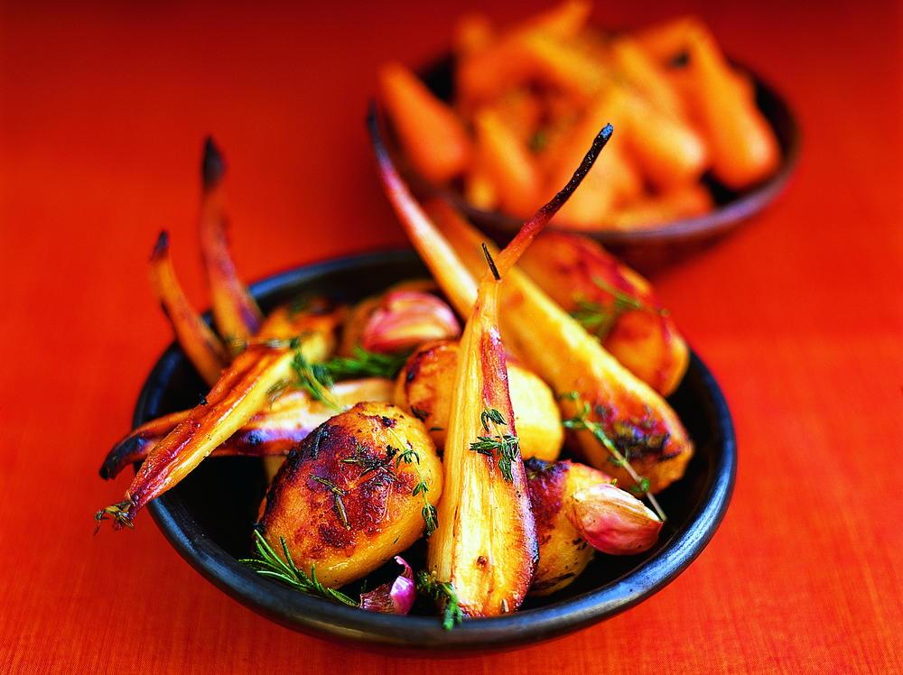 Christmas Vegetable Dishes.Christmas Vegetables