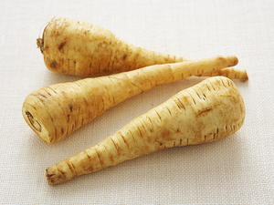 Baby Carrots and Honey Roasted Parsnips