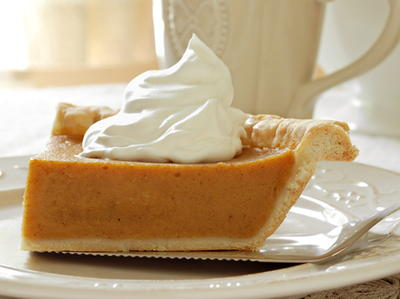Old-Fashioned Pumpkin Pie | Cookstr.com