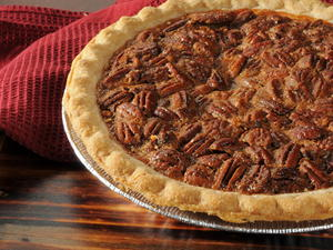 Old-Fashioned Southern Pecan Pie