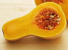 Marinated Winter Squash