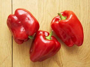 Roasted Red Bell Peppers