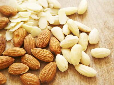 White Chocolate–Almond Fondue   Cookstr.com