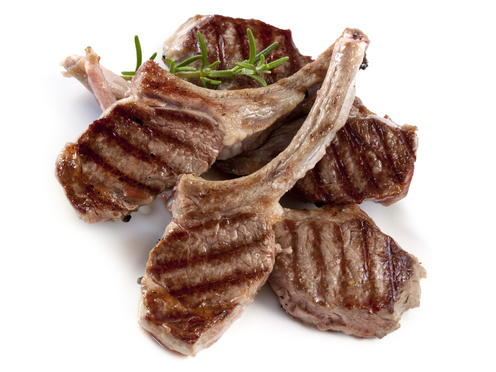 Meat Chart also How to carve a lamb roast together with 25044 moreover Tag Best Baked Pork Chop Recipe Ever likewise Tutorial On Pork Ribs Cuts. on simple grilled lamb chops