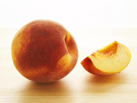 Peach Galette with Blueberry-Caramel Sauce | Cookstr.com