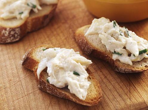 Robinson Cove Crab Salad | Cookstr.com