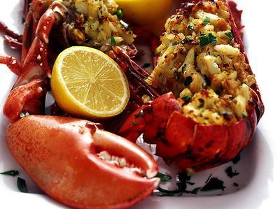 Baked Stuffed Lobster   Cookstr.com