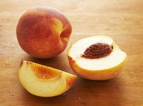 Cantaloupe-Peach Smoothie | Cookstr.com