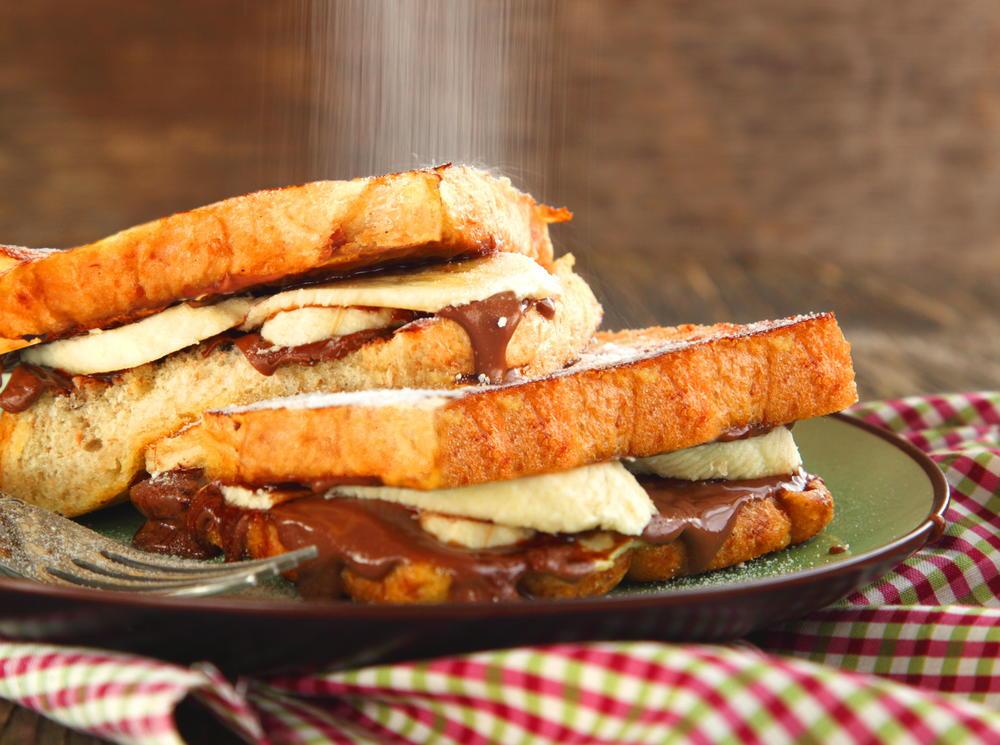 Nutella Sandwiches Cookstr Com