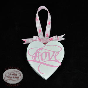 Loving Heart Decoration