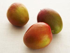 Mango Ginger Coulis