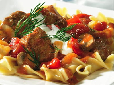 Veal Goulash | Cookstr.com