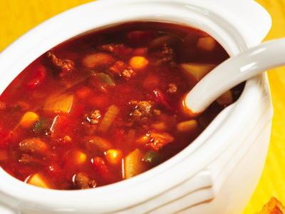 Texas Cowboy Soup