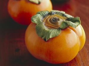Persimmons Grand Marnier