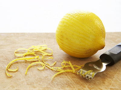 How to Make Your Own Candied Lemon Peel | Cookstr.com