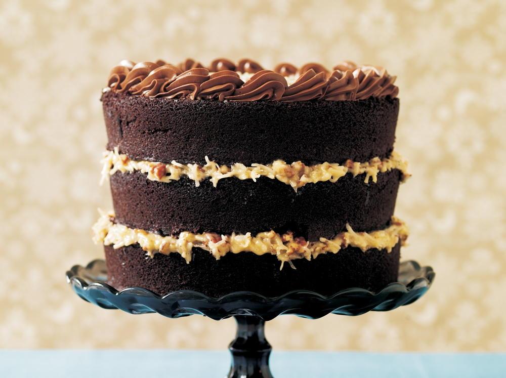 German Chocolate Cake History