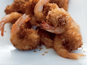 Coconut Shrimp with Tamarind Ginger Sauce