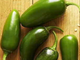 Rosa's Pickled Jalapeños